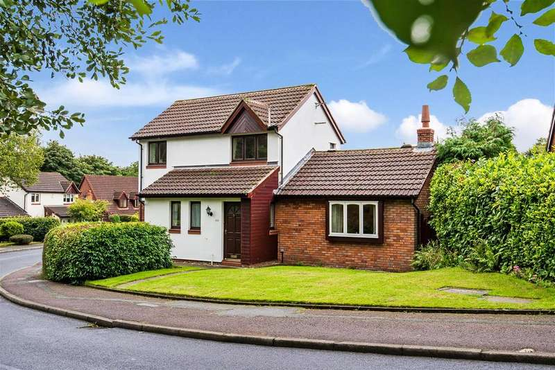 3 Bedrooms Detached House for sale in Grange Park Road, Bromley Cross, Bolton
