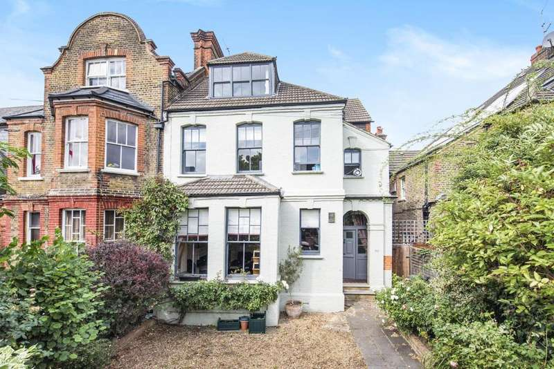 5 Bedrooms Semi Detached House for sale in Killieser Avenue, Streatham