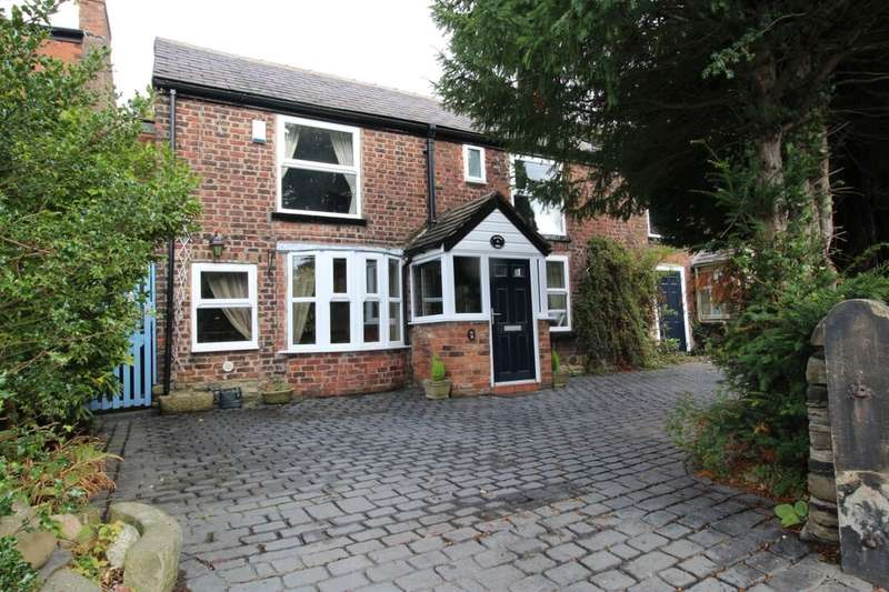 4 Bedrooms Semi Detached House for sale in Bredbury Green, Romiley, Stockport, SK6