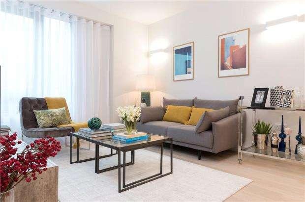 1 Bedroom Apartment Flat for sale in Blu Bracknell, Wokingham Road, Bracknell, Berkshire