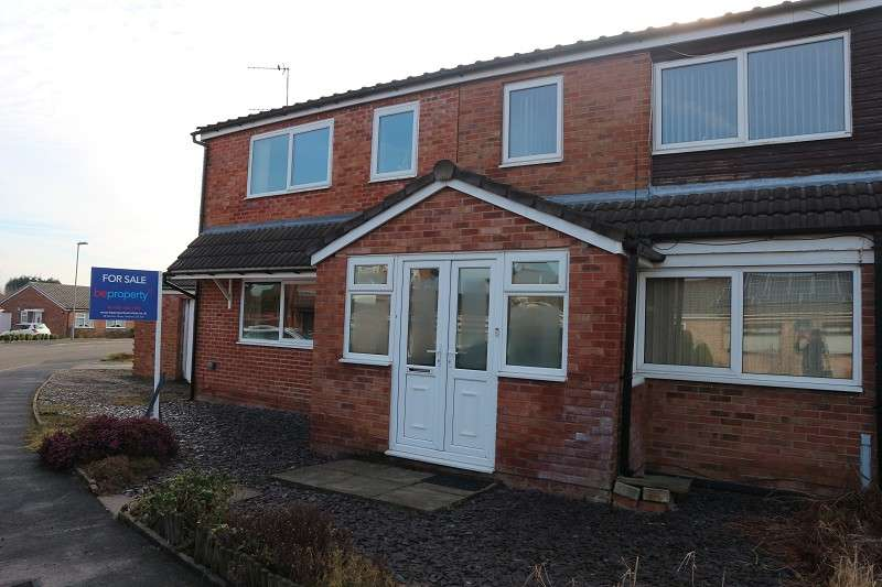 4 Bedrooms Semi Detached House for sale in Carlyon Way, Liverpool, Merseyside. L26 7YB