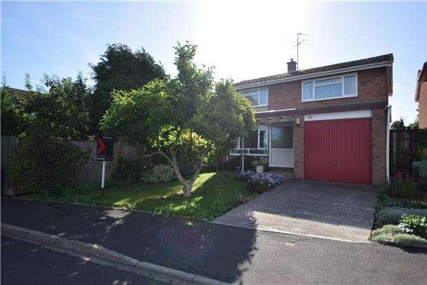 4 Bedrooms Detached House for sale in Windrush Rd, Keynsham, BRISTOL, BS31 1QN