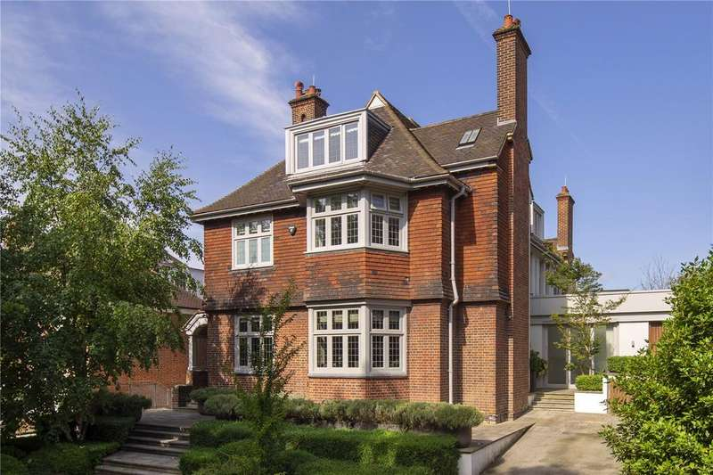 7 Bedrooms Detached House for sale in Oakhill Avenue, Hampstead, London, NW3
