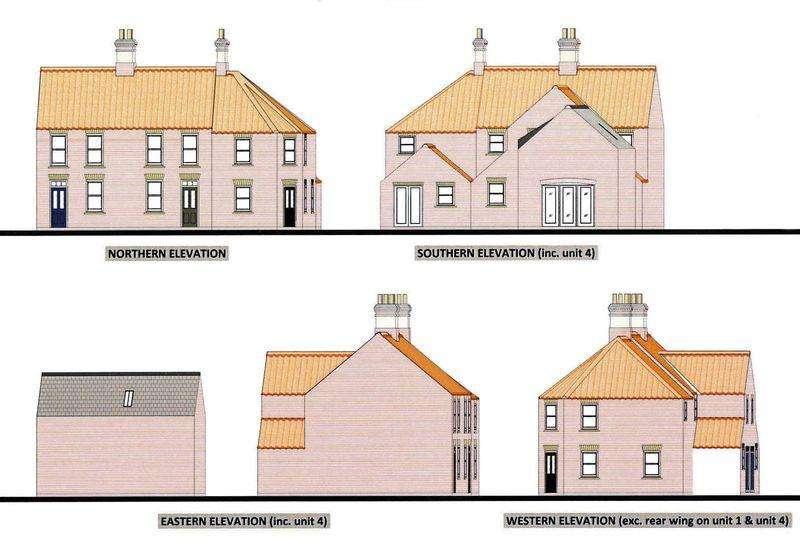 Plot Commercial for sale in Development Site, Reynard Street, Spilsby