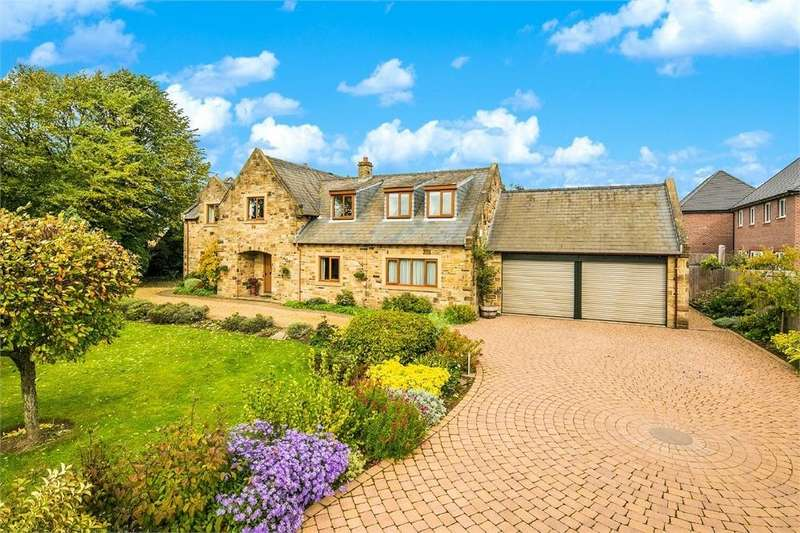 4 Bedrooms Detached House for sale in 9 Hall Croft, Wickersley, Rotherham, South Yorkshire