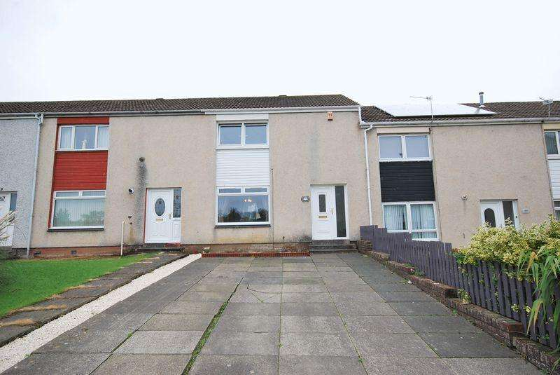 2 Bedrooms Terraced House for sale in 162 Kincaidston Drive, Ayr, KA7 3YP