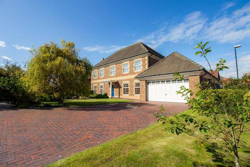 5 Bedrooms Detached House for sale in Bramhall Drive, Washington