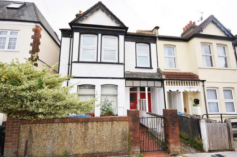 2 Bedrooms Maisonette Flat for sale in Clarendon Road, London