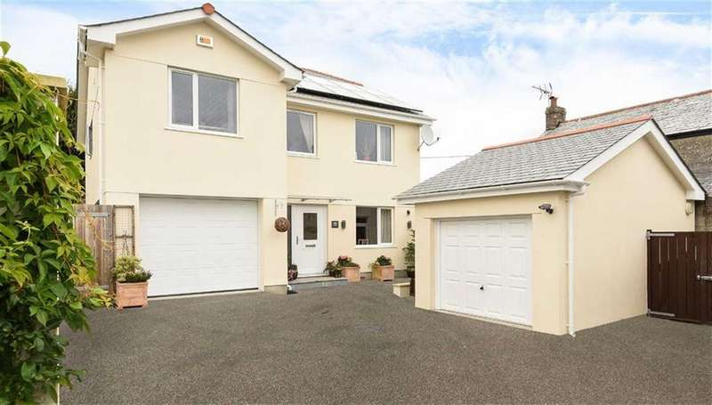 4 Bedrooms Detached House for sale in Westbridge Road, St Austell, St Austell, Cornwall, PL25
