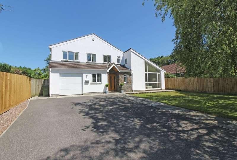 4 Bedrooms Property for sale in Heol Creigiau, Efail Isaf, Pontypridd