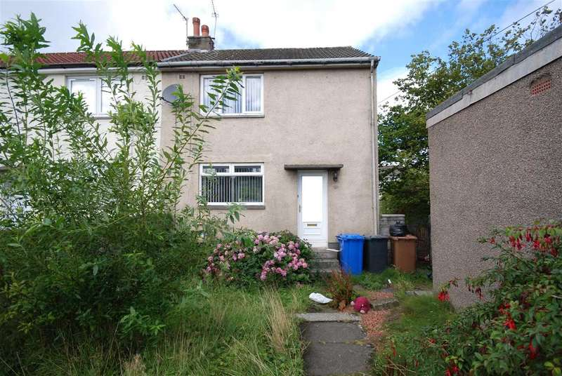 2 Bedrooms End Of Terrace House for sale in Keir Hardie, Place, Saltcoats