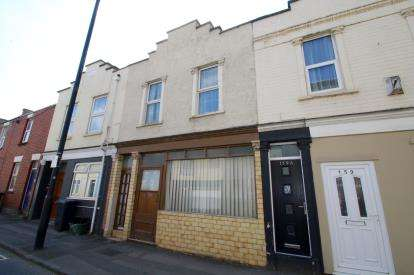 1 Bedroom Flat for sale in First Floor, North Street, Bedminster, Bristol