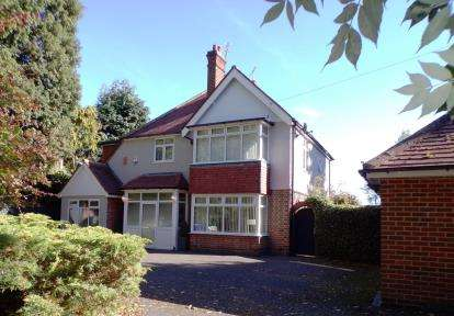 5 Bedrooms Detached House for sale in Saffron Road, Wigston, Leicester, Leicestershire
