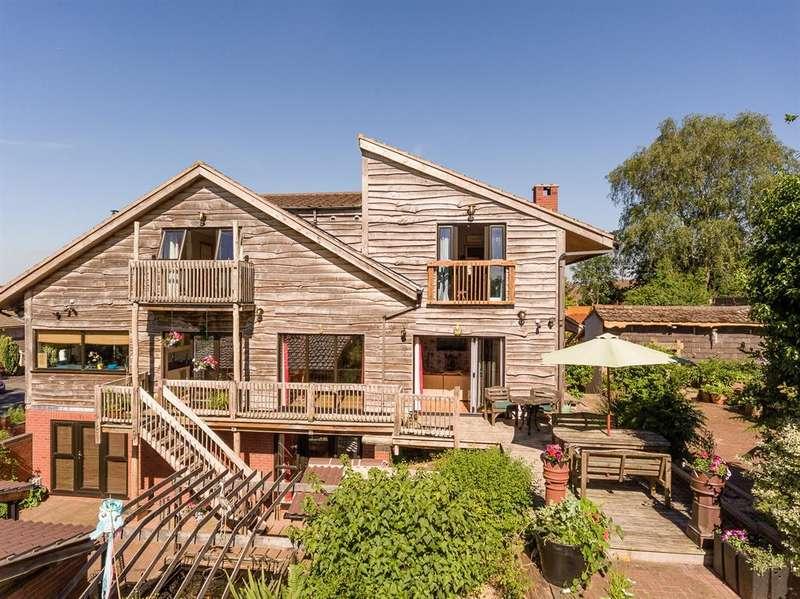 5 Bedrooms Detached House for sale in Chestnut Corner, Braemar Avenue, Wordsley, West Midlands, DY8 5HU