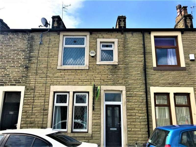 2 Bedrooms Terraced House for sale in Ivy Street, Burnley, Lancashire, BB10 1TA