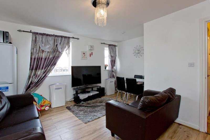 2 Bedrooms Flat for sale in Garvary Road, London, London, E16 3GZ