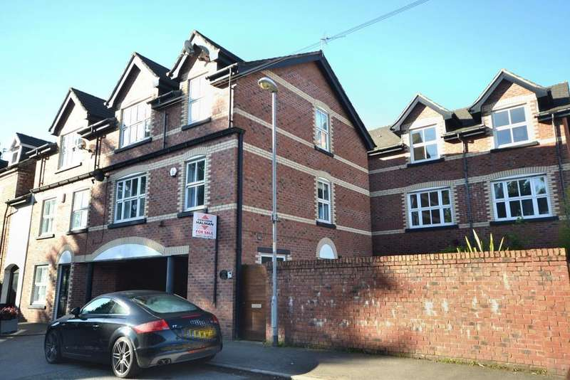 3 Bedrooms Town House for sale in Park View, Gillbrook Road, Didsbury