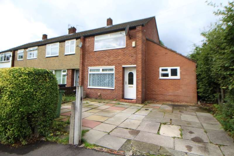 3 Bedrooms Semi Detached House for sale in Blackbrook Road, Stockport, SK4