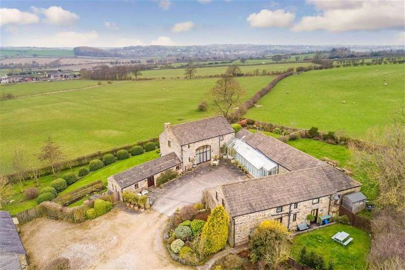 6 Bedrooms Detached House for sale in Walton Head Lane, Kirkby Overblow, North Yorkshire