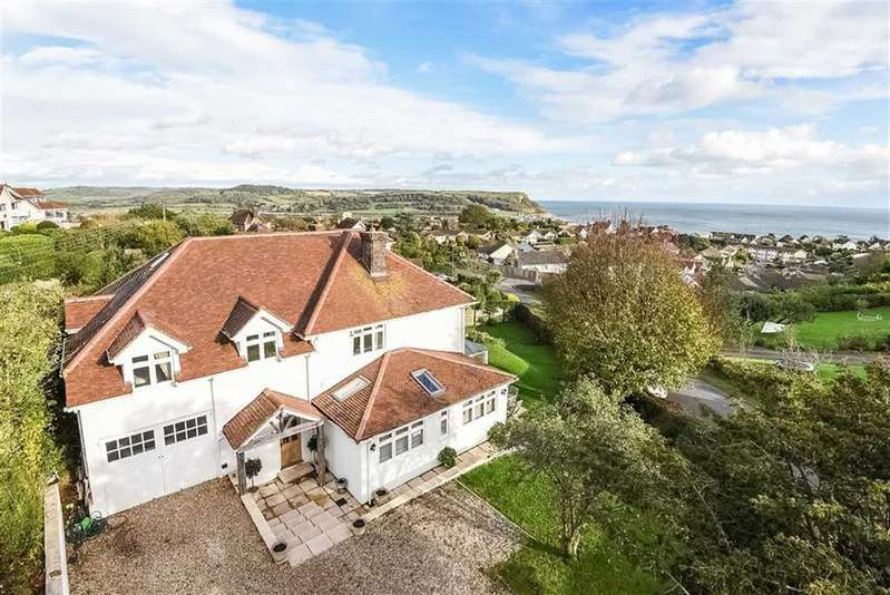6 Bedrooms Detached House for sale in Durley Road, Jurassic Coast, Seaton, Devon, EX12