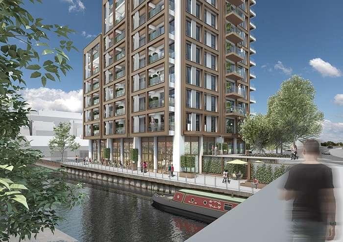 1 Bedroom Apartment Flat for sale in Verto Building, Kings Road, RG1