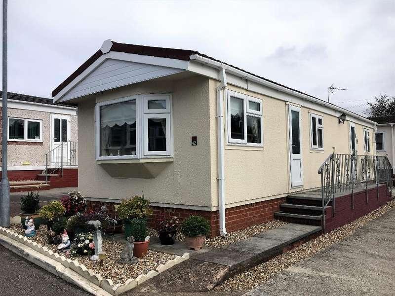 2 Bedrooms Park Home Mobile Home for sale in Bel-Aire Park, Middleton Road, Heysham, Lancashire, LA3 2SF