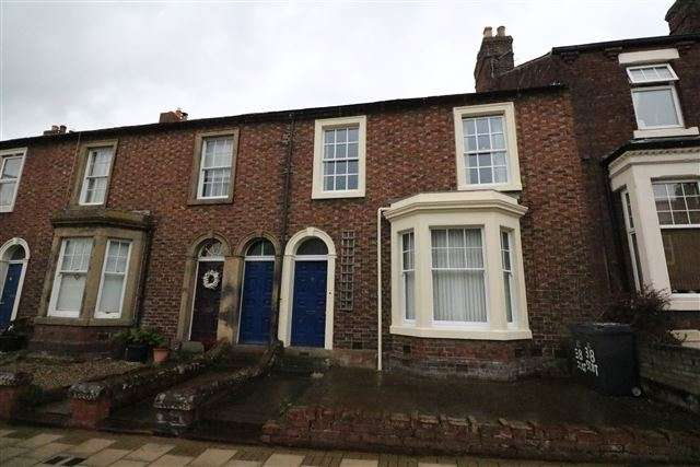 5 Bedrooms Terraced House for sale in Scotland Road, Carlisle, Cumbria, CA3 9DF