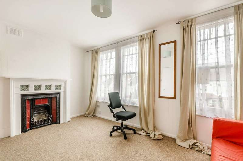 5 Bedrooms Terraced House for sale in Hollingbourne Road, Herne Hill, SE24