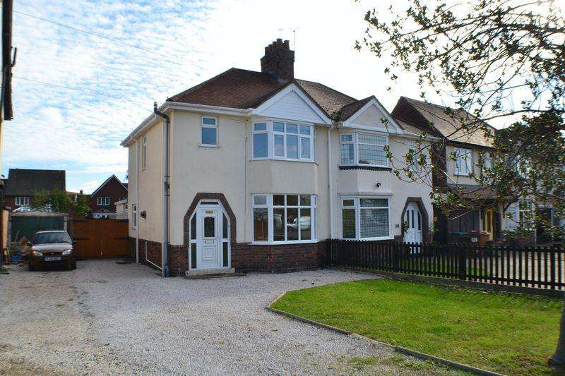 3 Bedrooms Semi Detached House for sale in Coventry Road, Hinckley