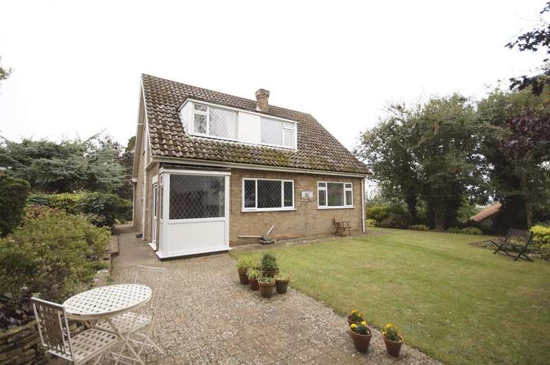 4 Bedrooms Detached House for sale in Dovecote Lane, Coleby, Lincoln