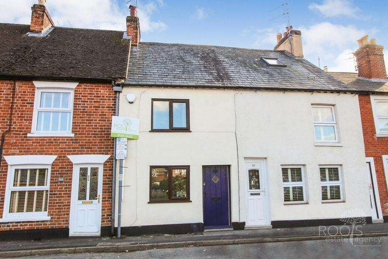 2 Bedrooms Terraced House for sale in Russell Road, Newbury