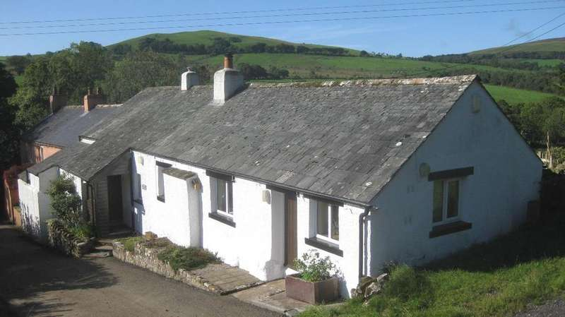 3 Bedrooms Cottage House for sale in Rose Cottage, Stanthwaite, Uldale, Cumbria, CA7 1HB
