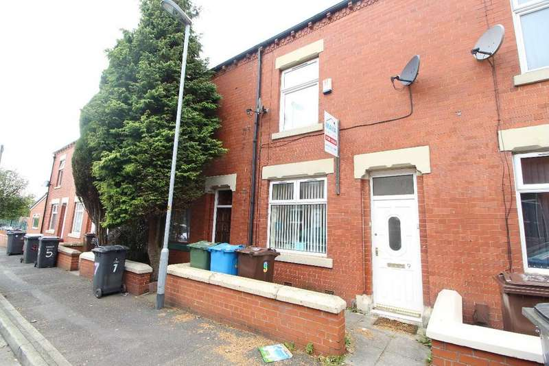 4 Bedrooms Terraced House for sale in Highfield Street, Coldhurst, Oldham, OL9 6DT