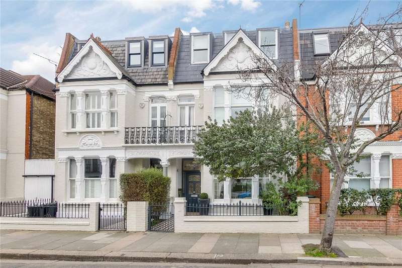 5 Bedrooms Terraced House for sale in Finlay Street, Bishops Park, London
