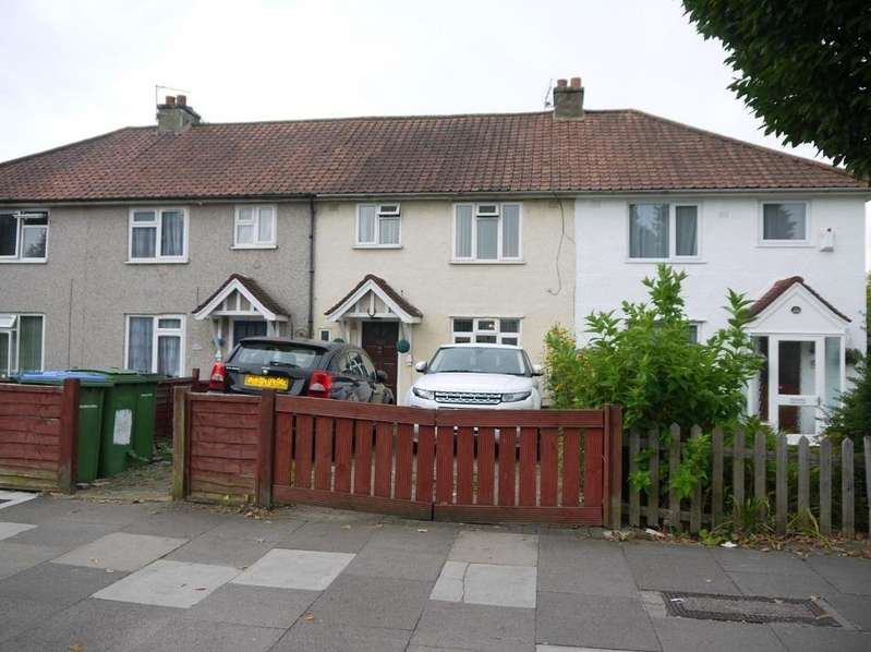 3 Bedrooms Terraced House for sale in Rochester Way, London SE9