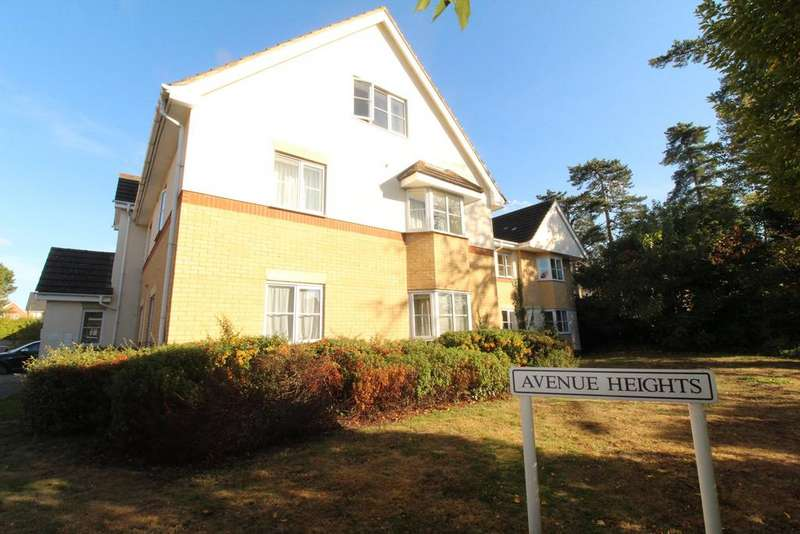 2 Bedrooms Flat for sale in Avenue Heights, Reading