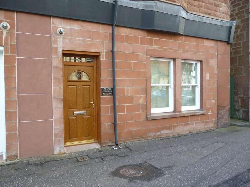 1 Bedroom Ground Flat for sale in Rockbank, Shore Road, Wemyss Bay, PA18 6AR