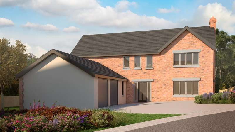4 Bedrooms Detached House for sale in Plot 6, The Limes, Off Brassington Lane