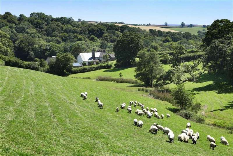 5 Bedrooms Land Commercial for sale in Lapford, Crediton, Devon, EX17