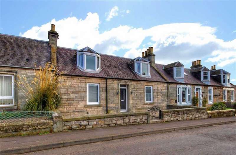 4 Bedrooms Terraced House for sale in 33, Charles Street, Pittenweem, Fife, KY10