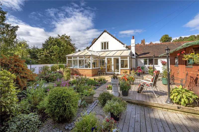 5 Bedrooms Detached House for sale in Foundry Cottage, Bandon Lane, Bridgnorth, Shropshire, WV15