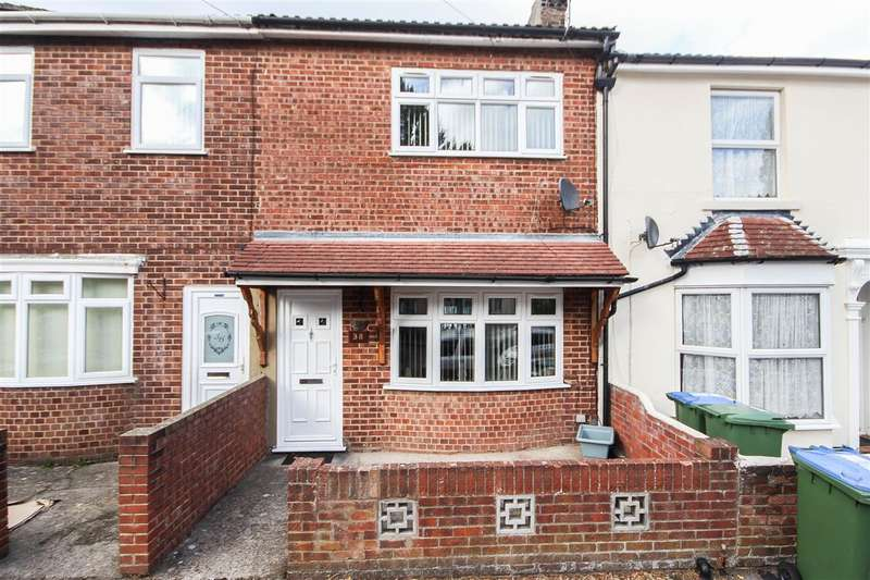 3 Bedrooms Terraced House for sale in Alfred Street, Southampton
