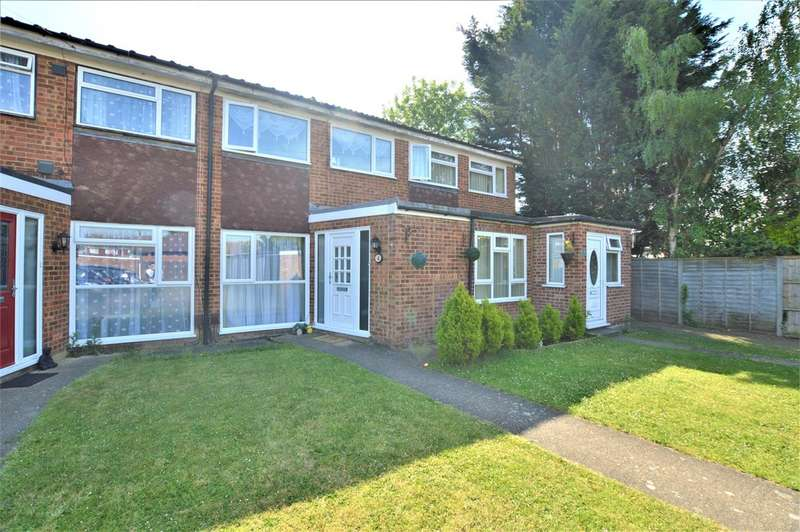 3 Bedrooms Terraced House for sale in Pepys Close, Colnbrook SL3