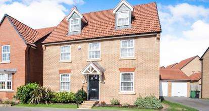 5 Bedrooms Detached House for sale in Taunton, Somerset, United Kingdom
