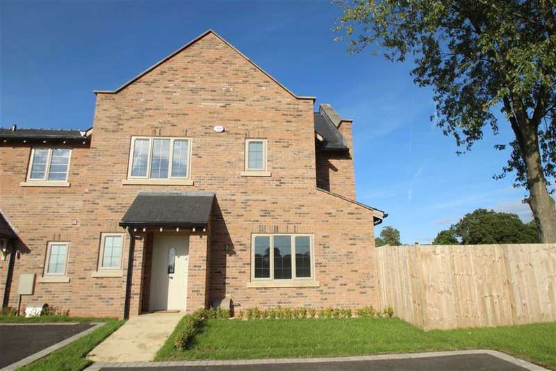 4 Bedrooms Semi Detached House for sale in Clay Lane, Hale, Altrincham