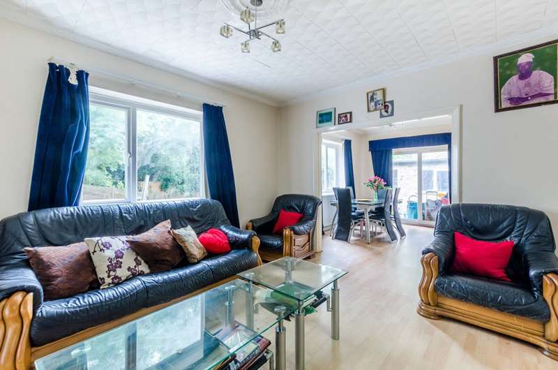 3 Bedrooms House for sale in Lullington Road, Penge, SE20