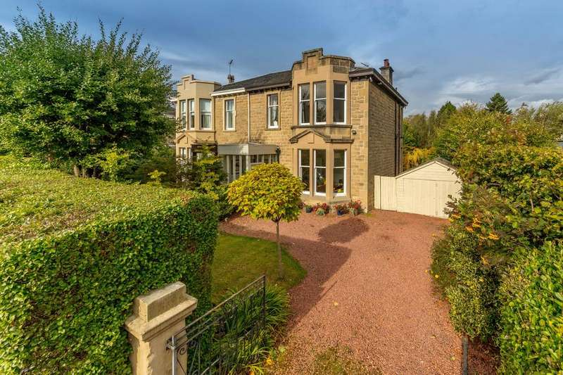 4 Bedrooms Semi-detached Villa House for sale in 516 Anniesland Road, Scotstounhill,