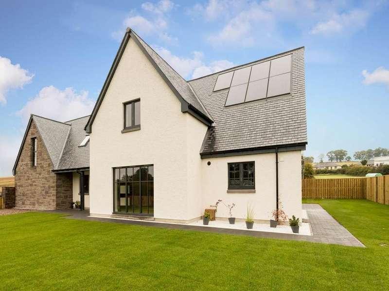 5 Bedrooms Detached House for sale in The Esk, Needburn Park, Methven,
