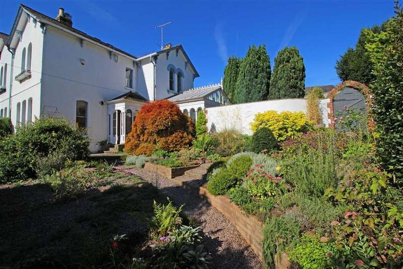 4 Bedrooms Semi Detached House for sale in Dixton Road, Monmouth