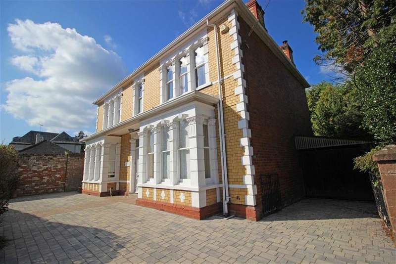 4 Bedrooms Town House for sale in The Parade, Monmouth